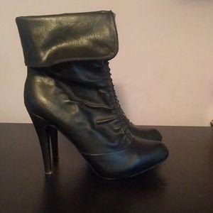 Kardashian Kollection Shoes - Kardashian Kollection high heel boots
